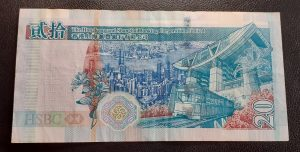Hong Kong Notes Front