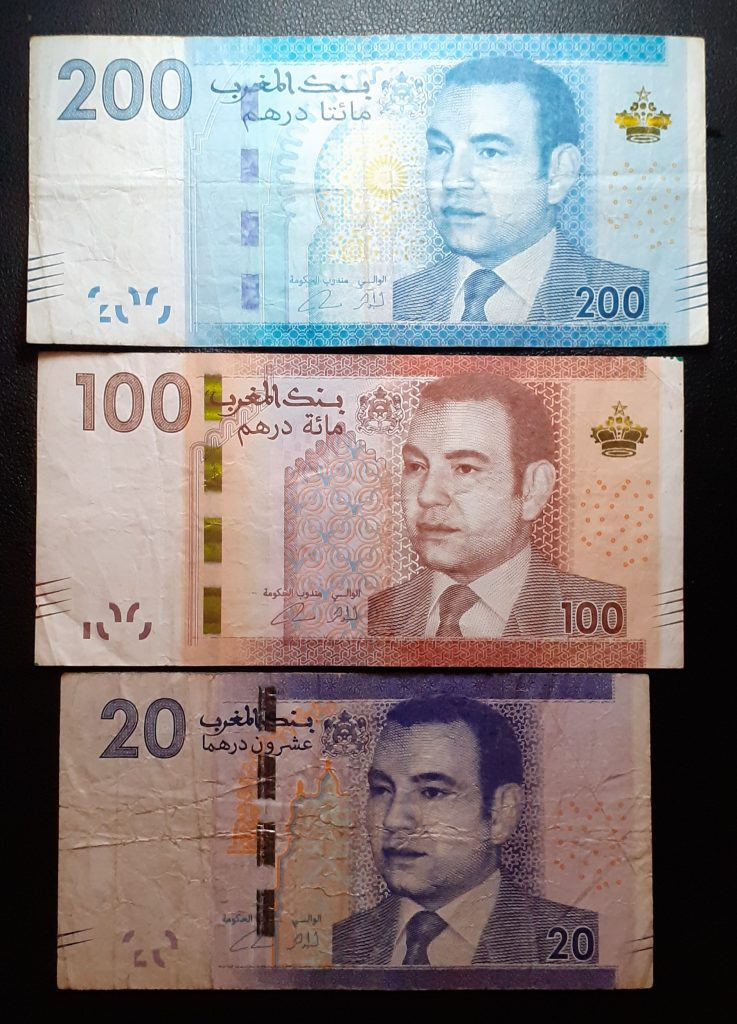 Moroccan Notes Front